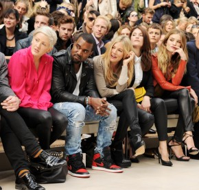 Kanye-West-Burberry-Spring-Summer-2012-Womenswear-Sienna-Miller-5