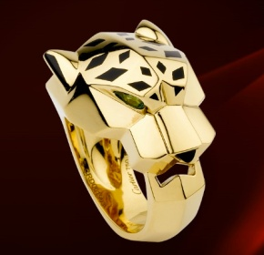 Cartier-Panthere-Panter-18K-Gold-Tsavorite-Garnet-Ring