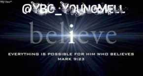 young mell believe cover
