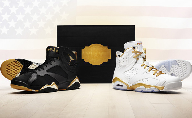 > They Lined Up for that Gold Medal Pack My Dude... - Photo posted in Kicks @ BX  (Sneakers & Clothing) | Sign in and leave a comment below!