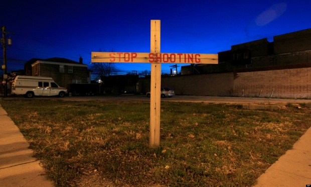 Chicago Shootings Along 79th